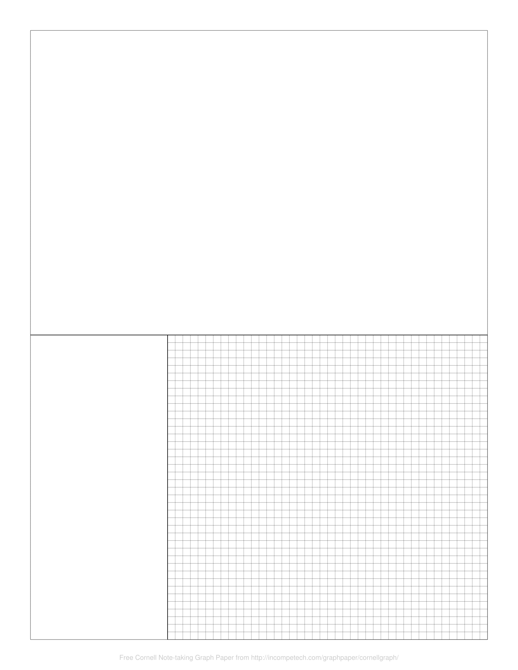 free online graph paper    cornell note